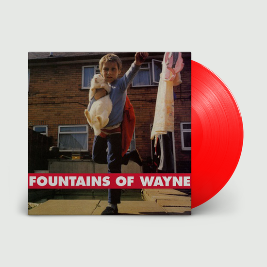 Fountains of Wayne: Fountains of Wayne: Limited Edition Translucent Red Vinyl