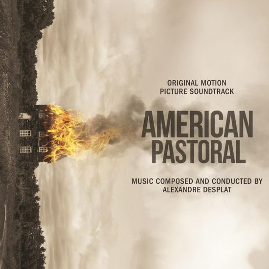 Alexandre Desplat: American Pastoral: Flaming Orange Vinyl