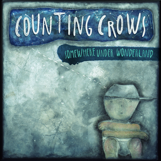 Counting Crows: Somewhere Under Wonderland: Exclusive Blue Vinyl