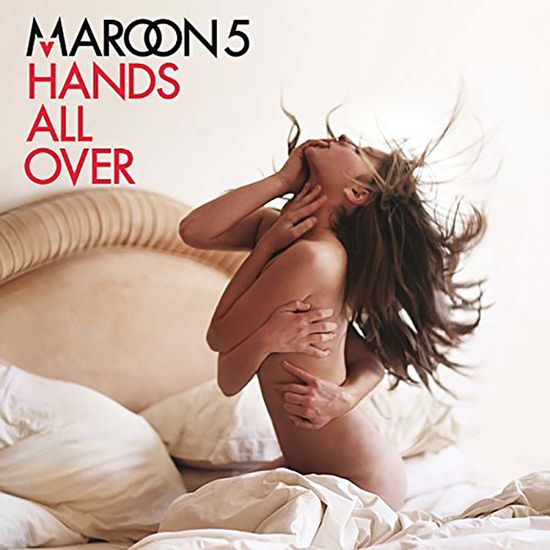 Maroon_5: Hands All Over LP