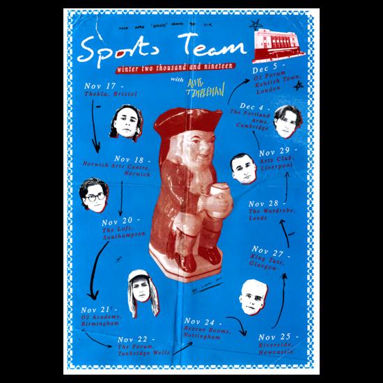 Sports Team: Tour Poster