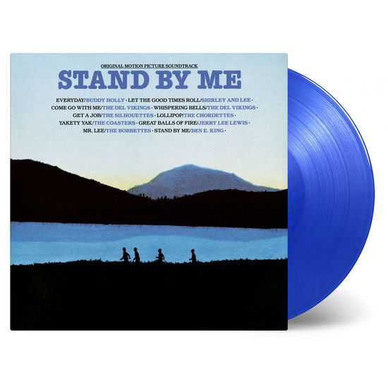 Original Soundtrack: Stand By Me: Transparent Blue Vinyl