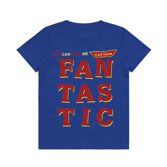 Elton John: Captain Fantastic Boys Tee