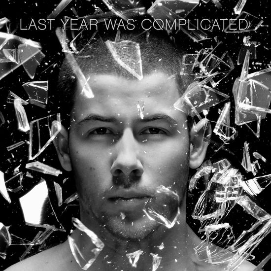 Nick Jonas: Last Year Was Complicated Lithograph (Signed)