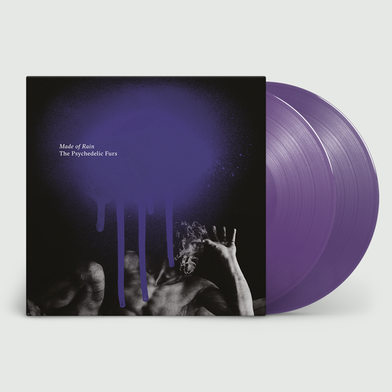 The Psychedelic Furs: Made of Rain: Limited Edition Purple Vinyl