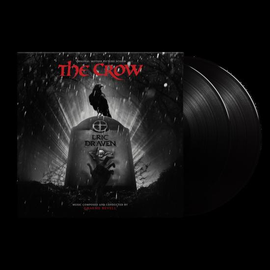 Graeme Revell : The Crow – Original Motion Picture Score: Deluxe Edition Vinyl