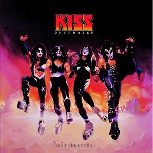 Kiss: Destroyer: Resurrected - Germany Version