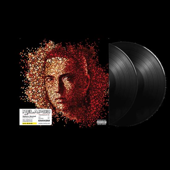 Eminem: Relapse LP