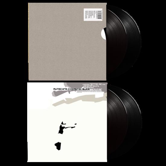 Autechre: Chiastic Slide + LP5: Vinyl Bundle