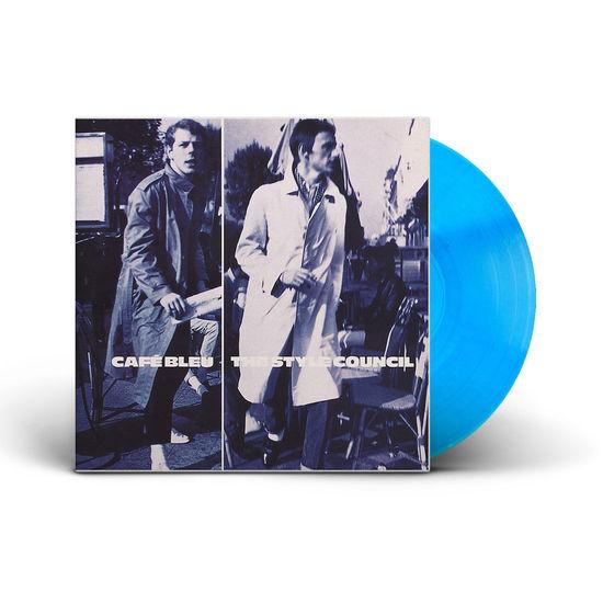 The Style Council: Café Bleu: Limited Edition Blue Vinyl