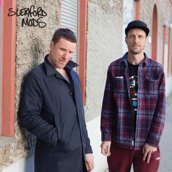 Sleaford Mods: Sleaford Mods EP