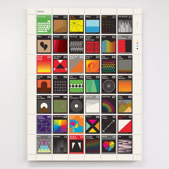 Dorothy: Stamp Albums: Alternative Volume 2 Litho Print