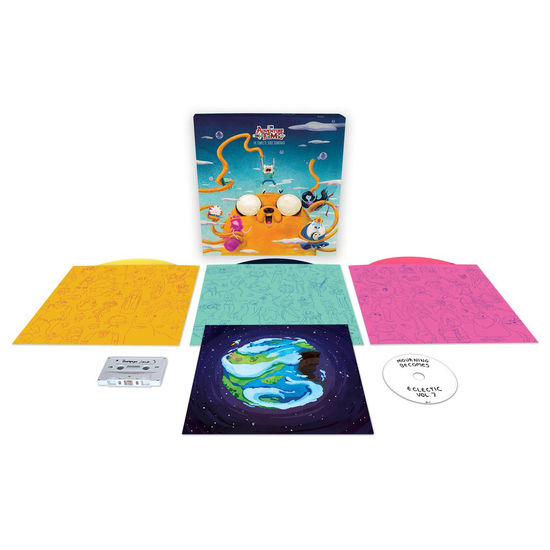 Various Artists: Adventure Time: The Complete Series Box Set