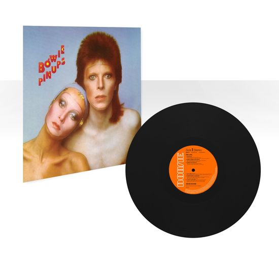 David Bowie: Pin Ups: 180g Audiophile Vinyl