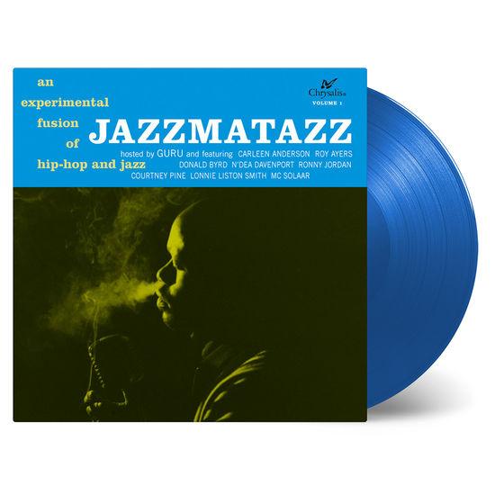 Guru: Jazzmatazz (Blue Vinyl)