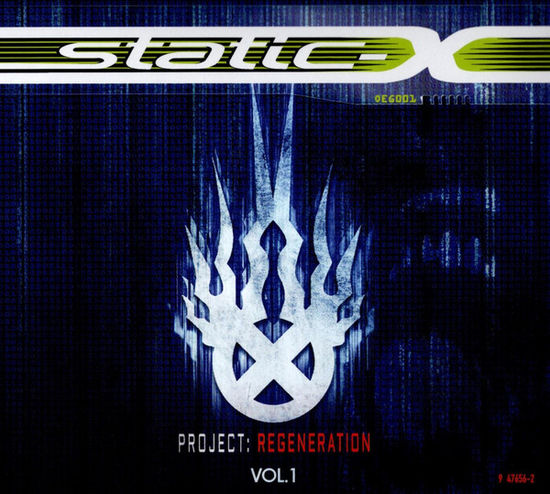 Static X: Project Regeneration Volume 1