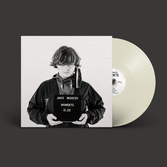 Jamie Webster: Moments: Limited Edition White Vinyl LP