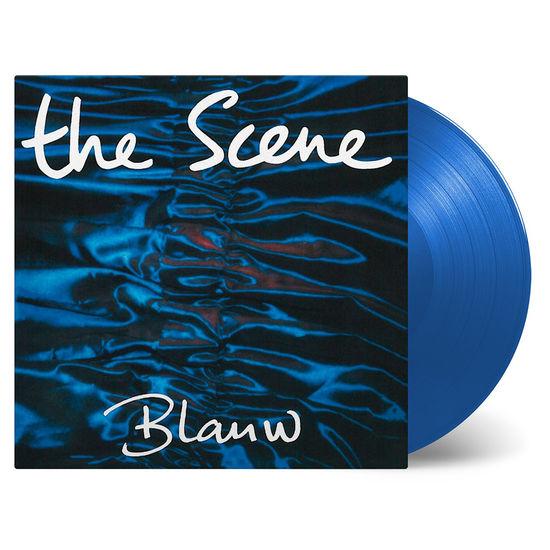 Scene: Blauw: Blue Vinyl