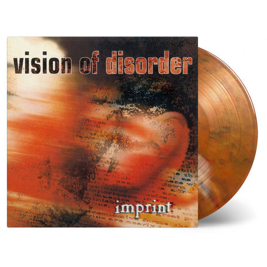 Vision Of Disorder: Imprint: Yellow, Solid Red & Black Mixed Vinyl LP