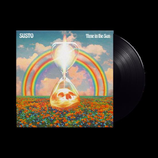 Susto: Time In The Sun: Black Vinyl LP