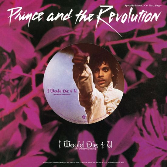Prince and The Revolution: I Would Die 4 U