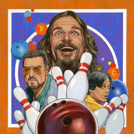 Various Artists: The Big Lebowski: Vinyl LP