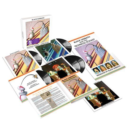 Black Sabbath: Technical Ecstasy: Super Deluxe Edition 5LP