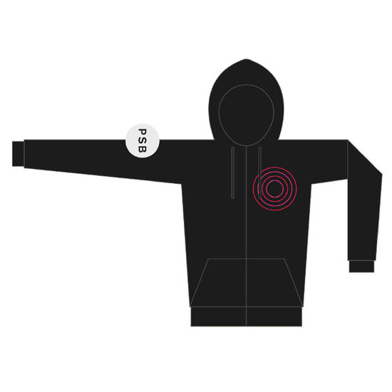 Pet Shop Boys: Super Tour Circles Hoodie
