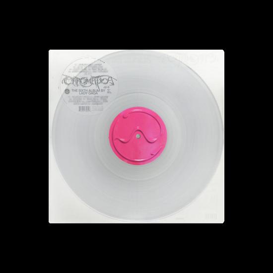Lady Gaga: Chromatica Exclusive Transparent Vinyl
