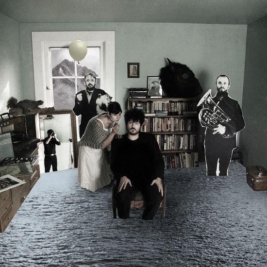 Richard Swift: The Atlantic Ocean LP