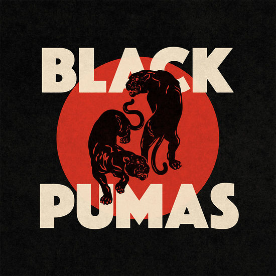 Black Pumas: Black Pumas: Limited Edition Red Vinyl