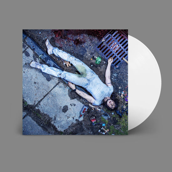 Andrew W.K.: God Is Partying: Limited Edition White Vinyl