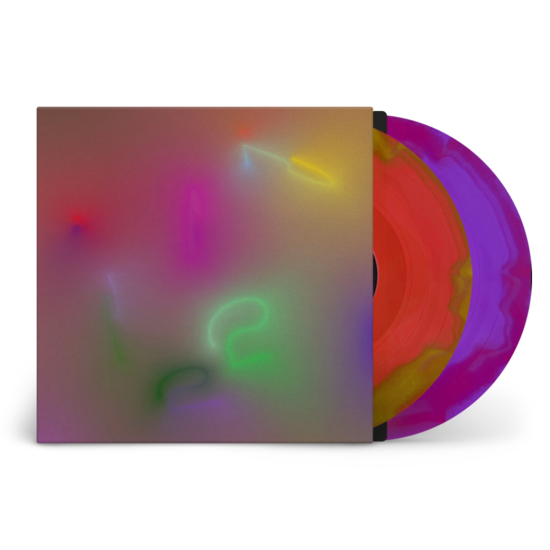 Various Artists: SPACIOUSNESS 2 - Music Without Horizons: Deluxe Edition Red + Orange Galaxy Vinyl 2LP