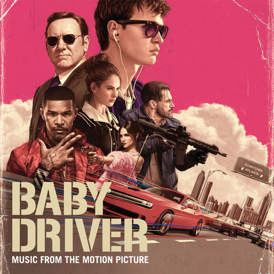 Various Artists: Baby Driver: Music from the Motion Picture
