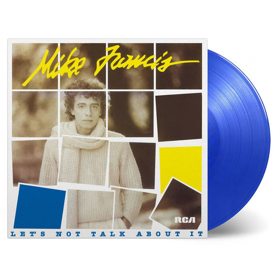 Mike Francis: Lets Not Talk About It: Limited Edition Blue Vinyl