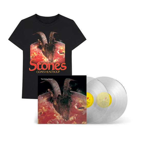 The Rolling Stones: GHS T-Shirt Bundle 3