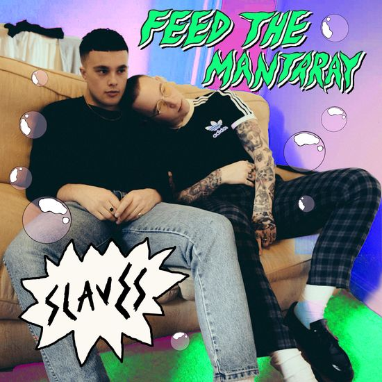 Slaves: Feed The Mantaray 7
