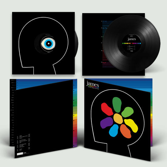 James: All The Colours Of You: Double Black Vinyl