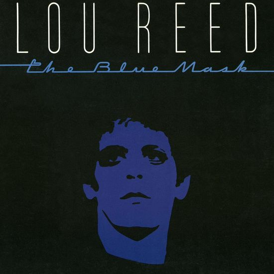 Lou Reed: The Blue Mask: Vinyl LP