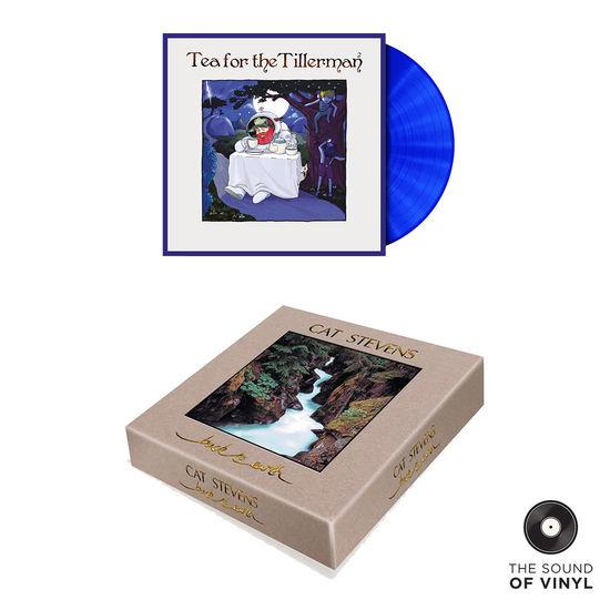 Yusuf / Cat Stevens: The Sound Of... Cat Stevens/Yusuf: Deluxe Vinyl Exclusive Bundle