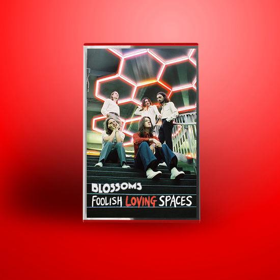 Blossoms: Foolish Loving Spaces Cassette