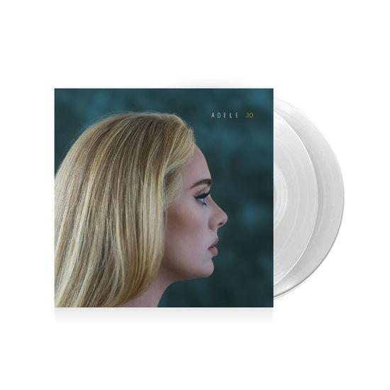 Adele: 30: 180g Crystal Clear Vinyl