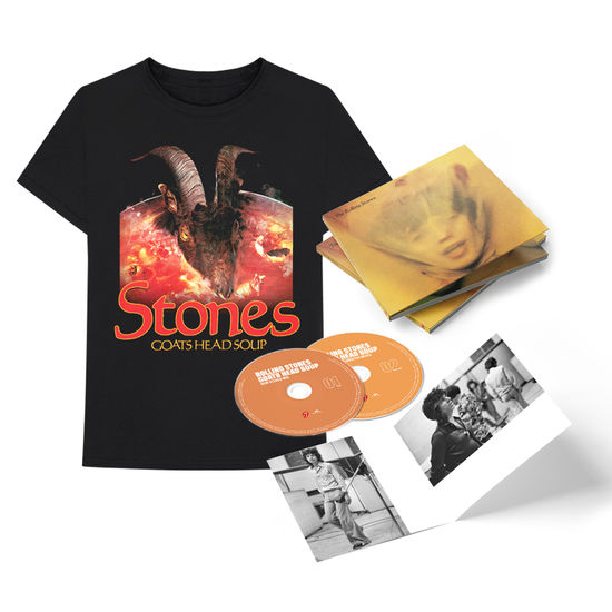 The Rolling Stones: GHS T-Shirt Bundle 1