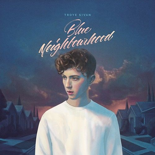 Troye Sivan: Blue Neighbourhood Lenticular Print