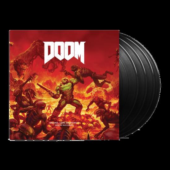 Mick Gordon: DOOM: Limited 5th Anniversary Edition Vinyl Box Set