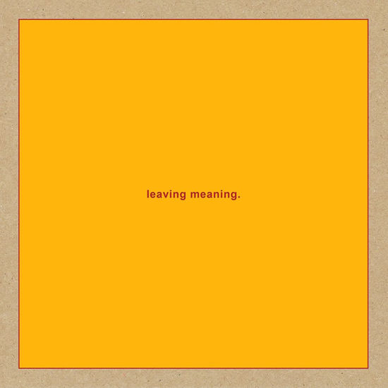 Swans: Leaving Meaning