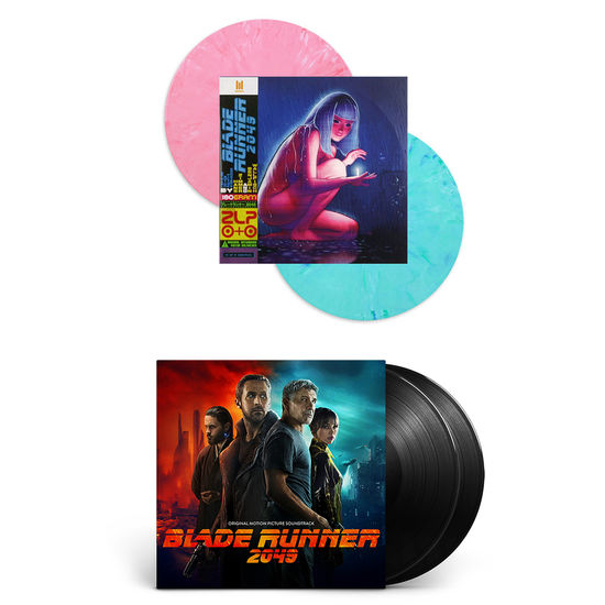 Various Artists: The Sound Of The Future: Blade Runner 2049 Limited Edition Vinyl Bundle