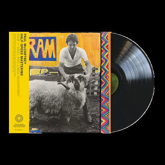 Paul McCartney: RAM (50th Anniversary Half-Speed Master Edition) – LP