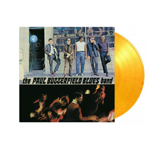 Paul Butterfield Blues Band: Paul Butterfield Blues Band: Limited Edition Orange Vinyl