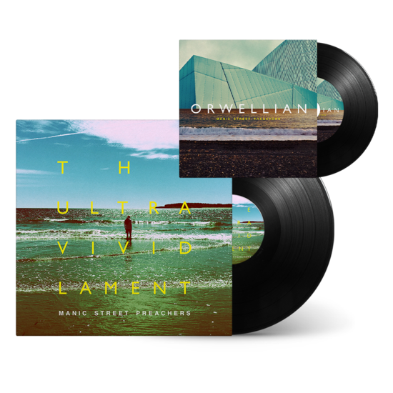 Manic Street Preachers: The Ultra Vivid Lament: Limited Edition Vinyl LP + Bonus 7
